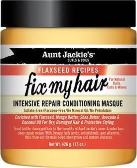 Fix my hair haarmasker voor krullend haar