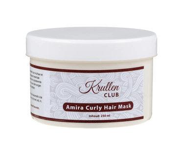 Amira haarmasker voor krullen