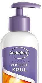 krullen crème andrelon