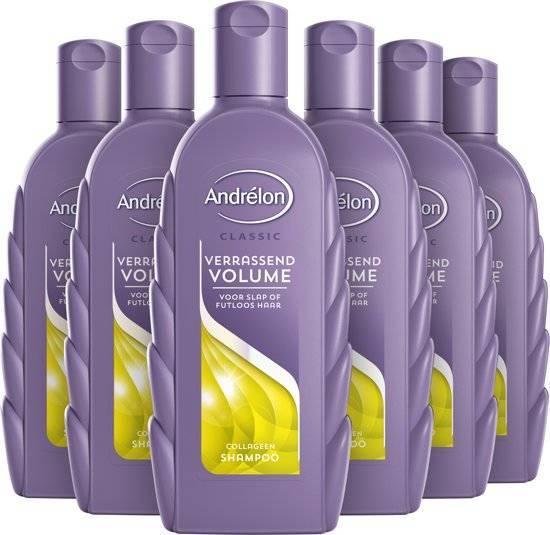 Beste shampoo voor dun haar bij vrouwen