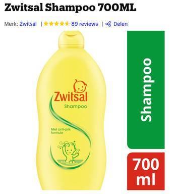 baby shampoo natuurlijk