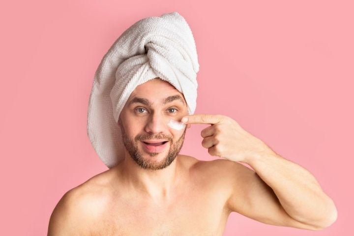 beste gezichtscrème voor mannen