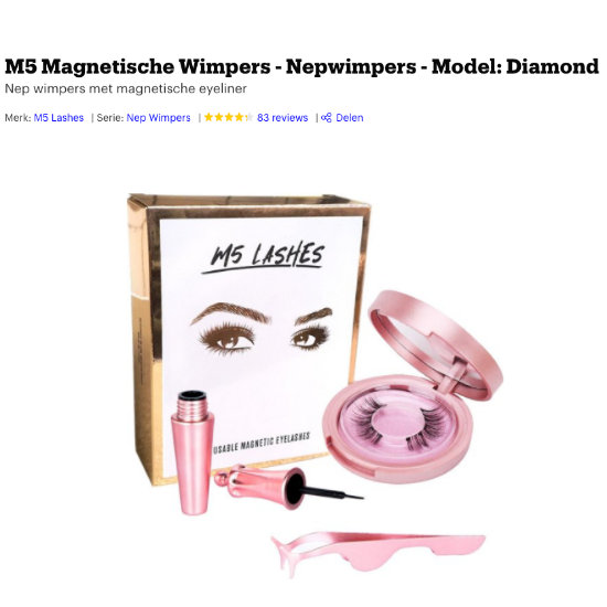 beste wimperextensions