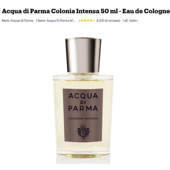 Acqua di Parma Colonia intensa kopen