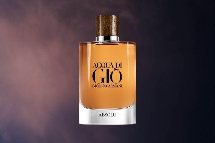 Armani Acqua di Gio Absolu review