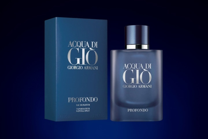 Armani Acqua Di Gio Profondo Review